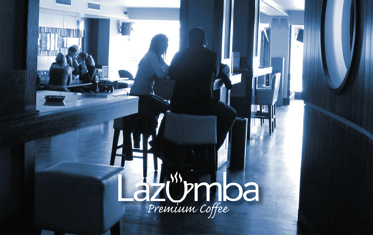Lazumba Advertising and Marketing Collateral Design